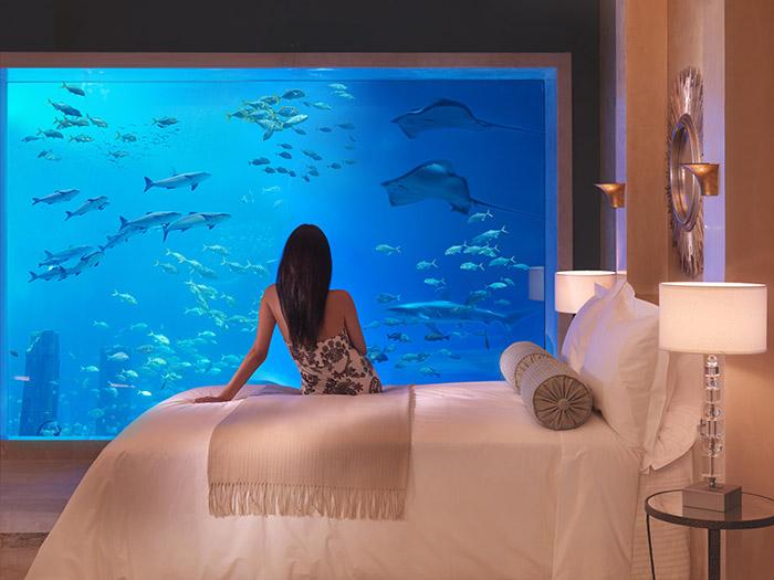 Underwater Suite in Atlantis The Palm, Dubai